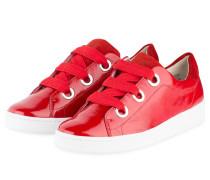 Lack-Sneaker - rot