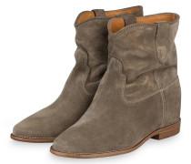 Boots CRISI - KHAKI