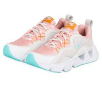 Plateau-Sneaker RYZ 365 - KORALLE/ MINT
