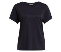 T-Shirt SICCARI mit Schmucksteinbesatz