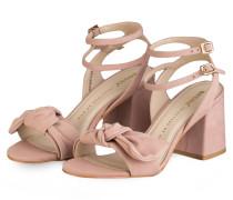 Sandalen - rosé