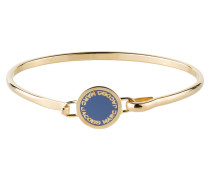 Armreif - gold/ blau