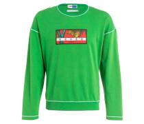 Sweatshirt BAMBOO TIGER - grün