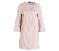 Mantel mit 3/4-Arm - rosé