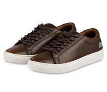 Sneaker L1212 - DUNKELBRAUN
