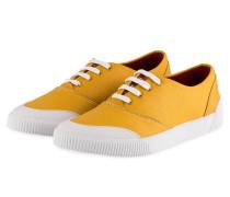 Sneaker ZERO - ocker