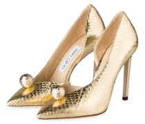 Pumps SADIRA - GOLD METALLIC
