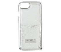 iPhone-Hülle KORRII - silber