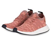 Sneaker NMD_R2 PRIMEKNIT - PINK