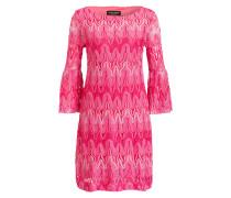 Spitzenkleid MALWINEA - pink