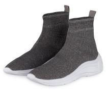 Hightop-Sneaker SINDERA - GRAU