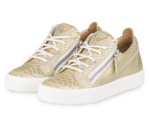 Sneaker GAIL - gold
