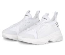 Plateau-Sneaker ICON - WEISS