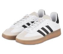 Sneaker SAMBA RM - WEISS/ SCHWARZ