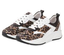 Sneaker ULTRA - WEISS/ BRAUN