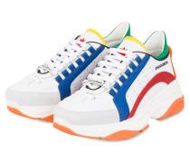 Sneaker BUMPY 551 - WEISS/ BLAU/ ROT