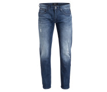 Destroyed-Jeans RONAS Tapered Fit