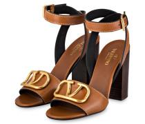 Sandaletten VLOGO - CUOIO