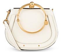Handtasche SMALL NILE BRACELET - offwhite