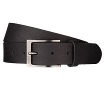 Ledergürtel GERONIO - schwarz