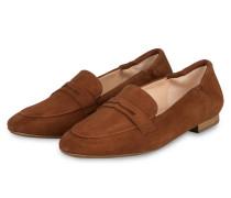 Penny-Loafer GERLIS - BRAUN
