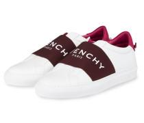 Sneaker - WEISS/ BORDEAUX/ FUCHSIA