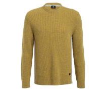 Schurwoll-Pullover SCOTE