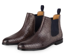Chelsea-Boots SUSAN - GRAU
