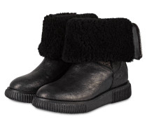 Boots NEW CHRISTINE - SCHWARZ