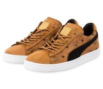 Sneaker SUEDE - COGNAC