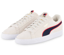 Sneaker SUEDE CLASSIC SPORT - CREME