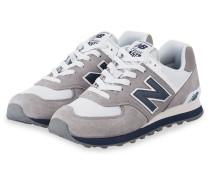 Sneaker ML574 - HELLGRAU/ WEISS/ BLAU