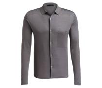 Feinstrick-Hemd Regular Fit