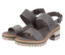 Sandaletten VIOLET MARSH - GRAU