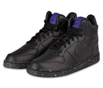 Hightop-Sneaker COURT BOROUGH - SCHWARZ