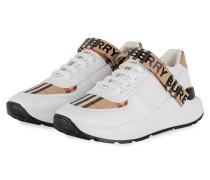 Sneaker RONNIE - WEISS/ BEIGE