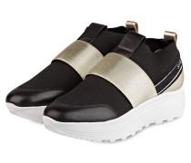 Plateau-Slip-on-Sneaker 11 NEON AVENUE