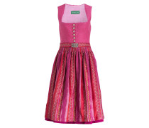 Dirndl - pink/ rot/ rosa
