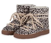 Boots - CREME/ SCHWARZ