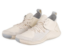 Fitnessschuhe FREE TR FLYKNIT 3 - CREME
