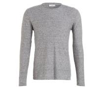 Pullover SUFFOLK - grau meliert