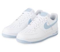 Sneaker AIR FORCE 1 '07 - WEISS/ BLAU