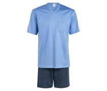 Shorty-Schlafanzug RELAX IMPRINT