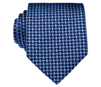Krawatte - navy/ blau