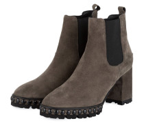 Chelsea-Stiefeletten INDRA - TAUPE
