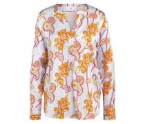 Blusenshirt aus Seide