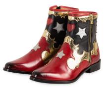 Cowboy Boots MARLIN - ROT