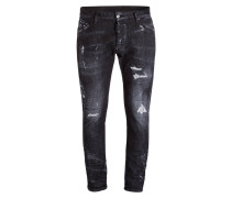 Destroyed-Jeans CLASSIC KENNY Slim Fit