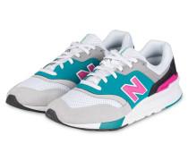 Sneaker 997H - WEISS/ GRAU/ MINT