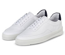 Sneaker MONDO 2.0 - WEISS/ DUNKELBLAU